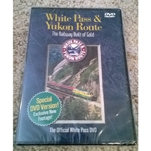 White Pass Railway & Yukon Route (dvd)The Railway Built of Gold - The Official White Pass DVD