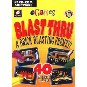 Blast Thru (PC CD)