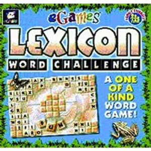 Lexicon Word Challenge