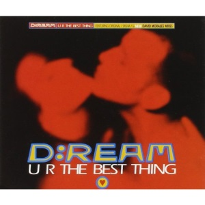 U'Re The Best Thing -6 Remix- (French Import)
