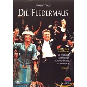 Strauss, Johann: Die Fledermaus [DVD] [2001] [NTSC]