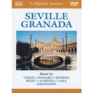 A Musical Journey - Seville, Granada [DVD] [2004]