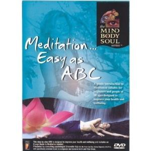 Meditation-Easy As ABC [DVD] [2008]