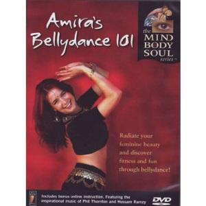 Amira's Bellydance 101 [DVD] [2011] [NTSC]