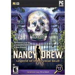 Nancy Drew : Legend of the Crystal Skull (PC)
