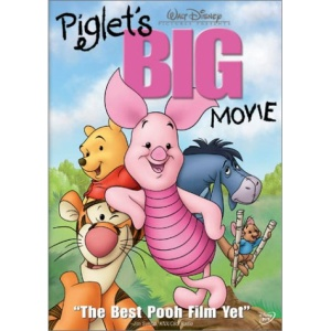 Piglet's Big Movie (Ws Dub Dol) [DVD] [2003] [Region 1] [US Import] [NTSC]