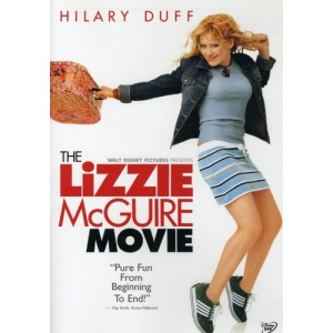 Lizzie Mcguire Movie [DVD] [2003] [Region 1] [US Import] [NTSC]