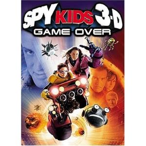 Spy Kids 3-D: Game Over [DVD] [2003] [Region 1] [US Import] [NTSC]
