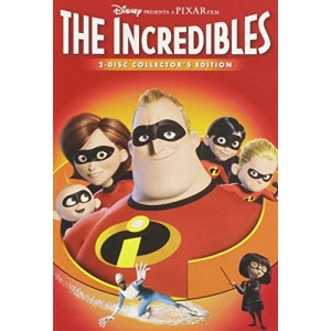 Incredibles [DVD] [2004] [Region 1] [US Import] [NTSC]