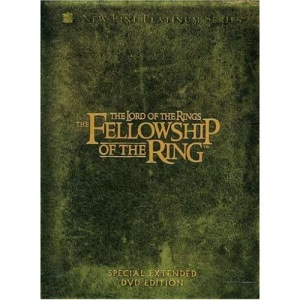 The Lord of the Rings - The Fellowship of the Ring (Platinum Series Special Extended Edition) [DVD] [2001] [Region 1] [US Import] [NTSC]