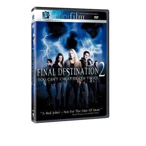 Final Destination 2 [DVD] [2003] [Region 1] [US Import] [NTSC]