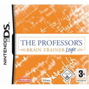 The Professor's Brain Trainer: Logic (Nintendo DS)