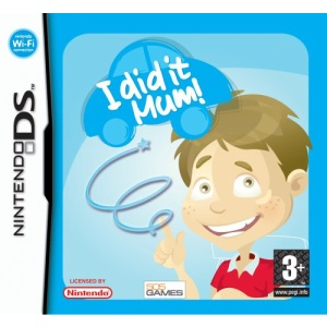 I Did It Mum: Boy (Nintendo DS)