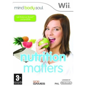 Mind, Body & Soul: Nutrition Matters (Wii)