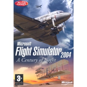 Microsoft Flight Simulator 2004: A Century of Flight (PC CD)