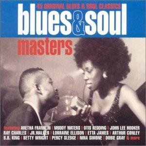 Blues&Soulmasters: 45 ORIGINAL BLUES & SOUL CLASSICS