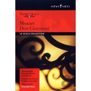 Mozart: Don Giovanni [DVD] [2010] [NTSC]