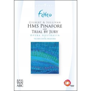 Gilbert & Sullivan - HMS Pinafore & Trial by Jury [DVD] [2010]