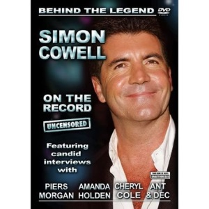Simon Cowell -On The Record [DVD]
