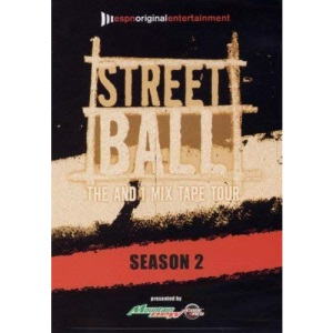 Street Ball: The And 1 Mix Tape Tour Season 2 [DVD]
