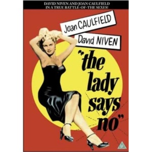 Lady Says No [DVD]