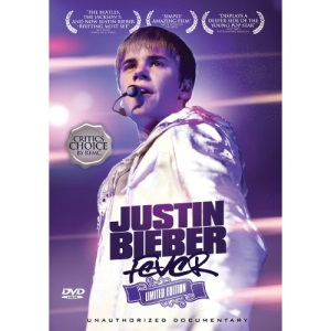 Justin Bieber - Fever: Limited Edition [DVD] [2011] [NTSC]