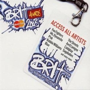 Brits - the Awards 2003