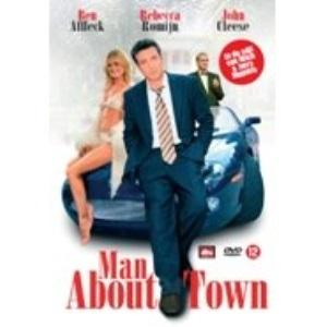 Man About Town - ben affleck / john cleese / rebecca romijn - DTS [ dutch import ]