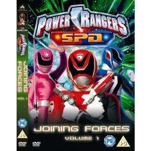 Power Rangers - Space Patrol Delta - Vol.1 Joining Forces [DVD]
