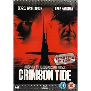 Crimson Tide (Extended Cut) [DVD]