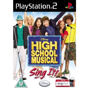 High School Musical: Sing It (PS2)