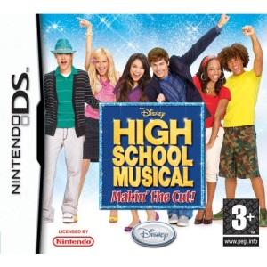 High School Musical: Makin' the Cut (Nintendo DS)