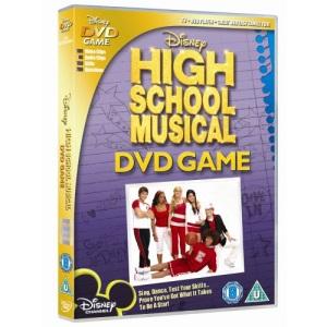 High School Musical - DVD Game  [Interactive DVD]