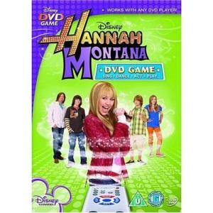 Hannah Montana: Interactive DVD
