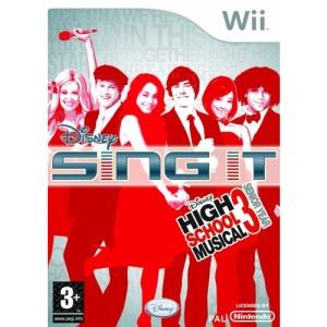 Disney Sing It: High School Musical 3 Senior Year - Game Only (Wii)