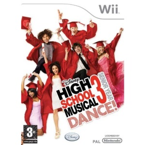 High School Musical 3: Senior Year DANCE! (Wii)