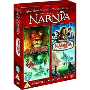 Chronicles Of Narnia  - The Lion, The Witch And The Wardrobe/Prince Caspian [DVD]