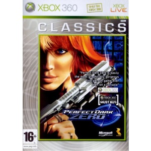 Perfect Dark Zero - Classics Edition (Xbox 360)