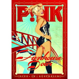 Pink's Funhouse Tour: Live In Australia [DVD] [2009] [NTSC]