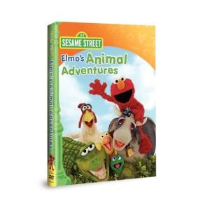 Elmo's Animal Adventure [DVD] [2009] [Region 1] [US Import] [NTSC]