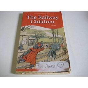 The Railway Children (Classics Book & Tape)
