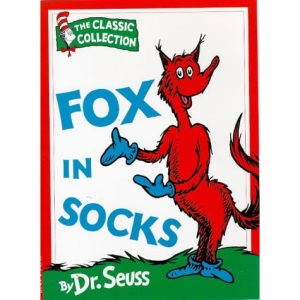 Dr. Seuss Classic Collection - Fox in Socks