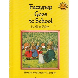 Fuzzypeg Goes to School (Colour Cubs)