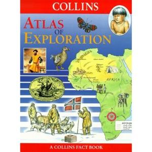 Collins Fact Books – Atlas of Exploration