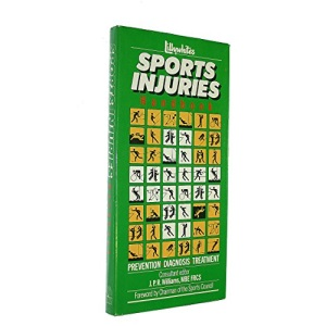 Sports Injuries Handbook (Lillywhites)