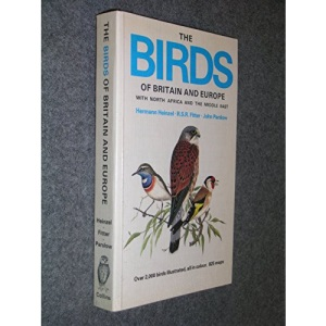 Birds of Britain and Europe with North Africa and the Middle East (Collins Pocket Guide)