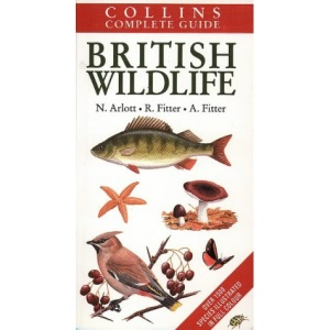 Complete Guide to British Wildlife (Collins Handguides)