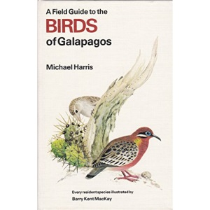 Field Guide to the Birds of Galapagos (Collins Pocket Guide)