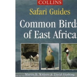 Safari Guides - Common Birds of East Africa (Collins Safari Guides)