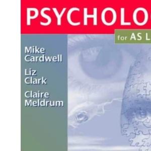 Psychology - Psychology for AS-Level